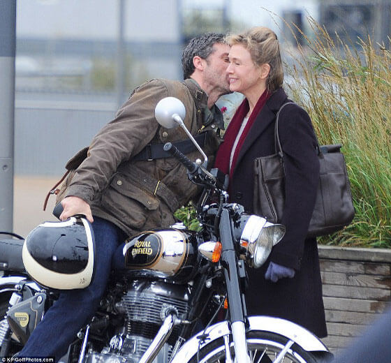 Royal Enfield - Bridget Jones's Baby