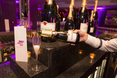 Taittinger - Bridget Jones's Baby Premiere - After Party