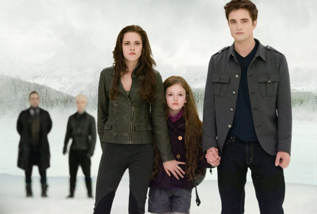 Belstaff Product Placement in Twilight