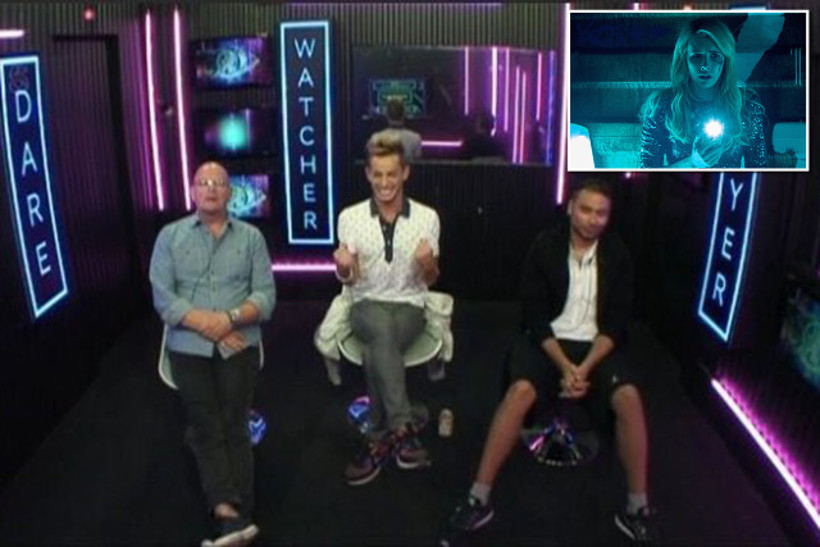 Big Brother Product Placement - Nerve